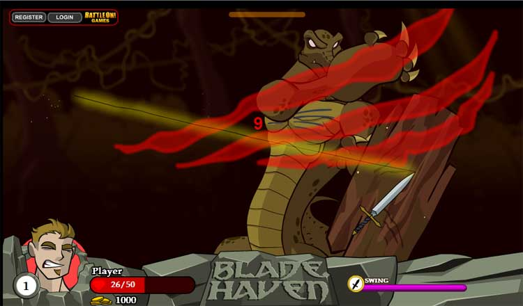 Blade Haven - The Order of the Dark Wolf - An AQWorlds Guild
