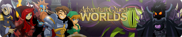 Browser MMO Game: AdventureQuest Worlds