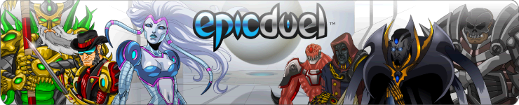 Browser MMO PVP Game: EpicDuel