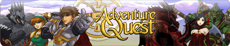 Browser Role Playing Game: AdventureQuest