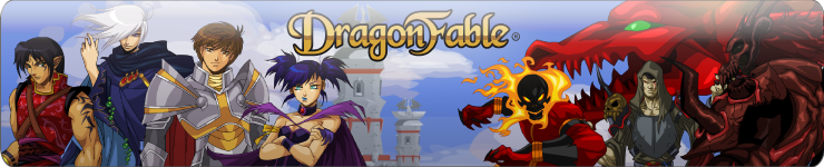 Browser Role Playing Game: DragonFable